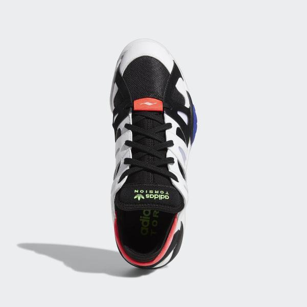 new style 112e7 4c0ec Dimension Low Top Shoes Core Black  Cloud White  Active Blue BD7648