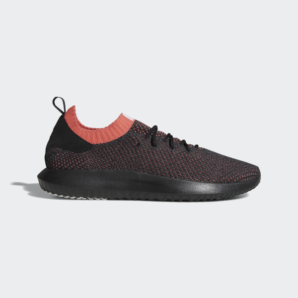 73840056dc395e Tubular Shadow Primeknit Shoes Core Black Core Black Trace Scarlet AC8792