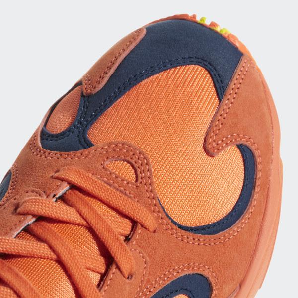 ef49d4a54c75 Yung 1 Shoes Hi-Res Orange   Hi-Res Orange   Shock Yellow B37613