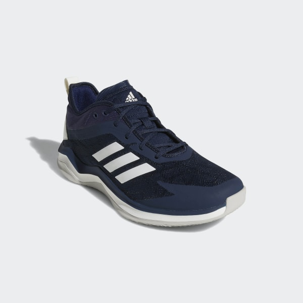 Speed Trainer 4 Shoes Collegiate Navy   Crystal White   Blue CG5140 82b388d66