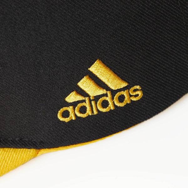 e2b5d10107f adidas Lakers Snapback Hat - Multicolor