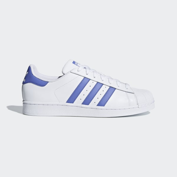 Superstar Schoenen Ftwr White / Real Lilac / Ftwr White G27810