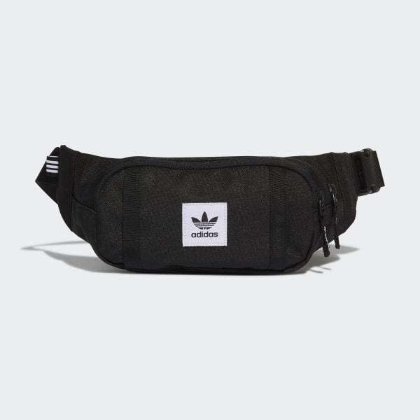 adidas Premium Essentials Crossbody Bag - Black  9289525973579