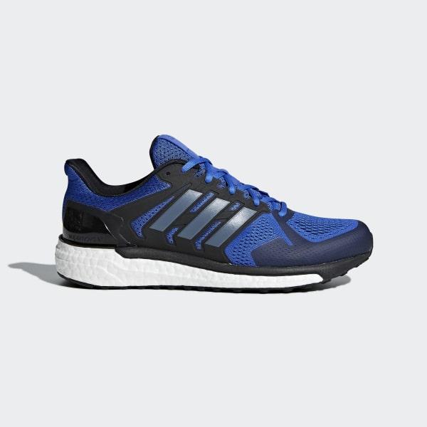 4a96143264306 Supernova ST Shoes. C  160. Color  Hi-Res Blue   Raw Steel ...