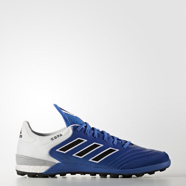 sports shoes f0b7e 02fb4 Zapatos de Fútbol Copa Tango 17.1 Césped Artificial BLUE CORE BLACK FTWR  WHITE BB2684