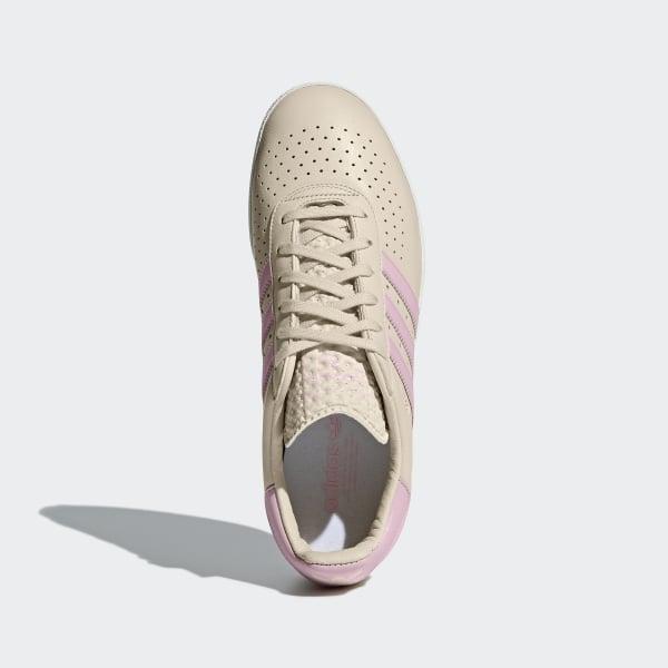 7e97e3c816bab2 adidas 350 Shoes Linen Wonder Pink Off White CQ2342