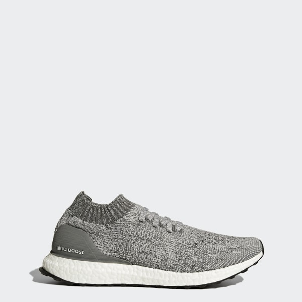68dd7229a9f1 UltraBOOST Uncaged Shoes Grey Three   Solid Grey   Grey One BY2550