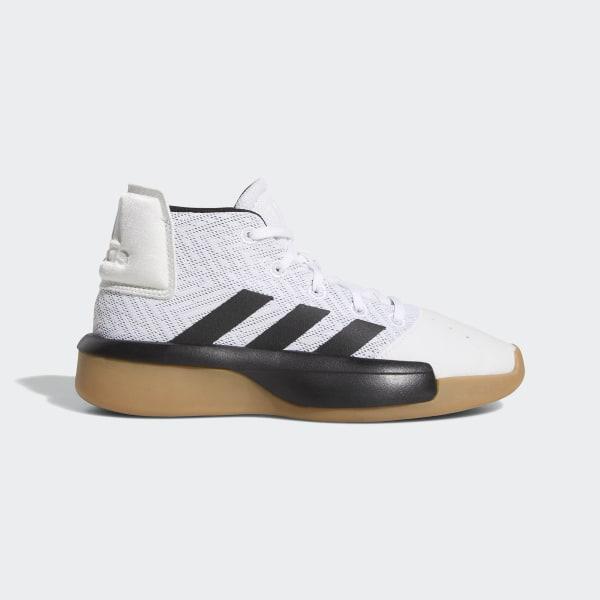 68daa5aa6 Pro Adversary 2019 Shoes Ftwr White   Core Black   Grey Four BB9124