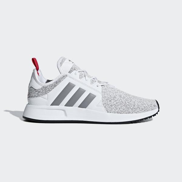 online retailer 1d342 25459 X PLR Shoes Ftwr White   Grey Three   Scarlet F33899