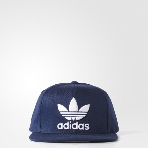 Gorra adidas Originals AC COLLEGIATE NAVY WHITE BLUE S95078 1a208123fa6
