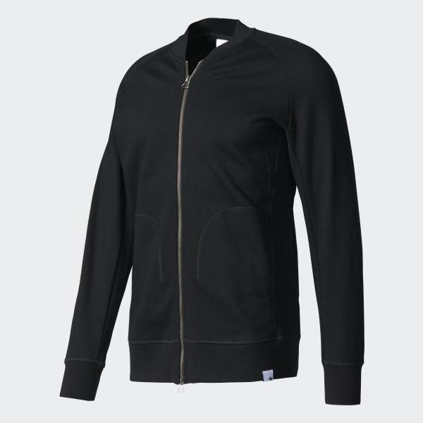 Jaqueta Xbyo Tt - Preto adidas  c55d678897695