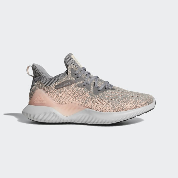 Tênis Alphabounce Beyond GREY THREE F17 GREY TWO F17 CLEAR ORANGE F18 CG5579 83a2579304d9e