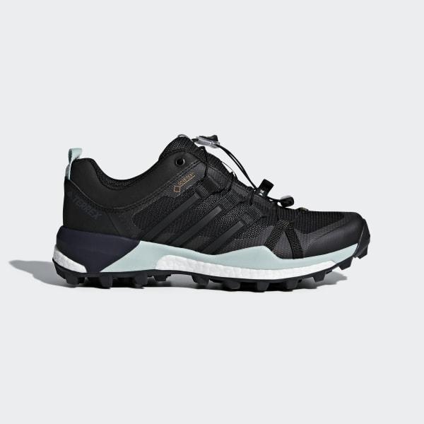outlet store 1826c 1a3b4 Terrex Skychaser GTX Shoes Core BlackCore BlackAsh Green CQ1744