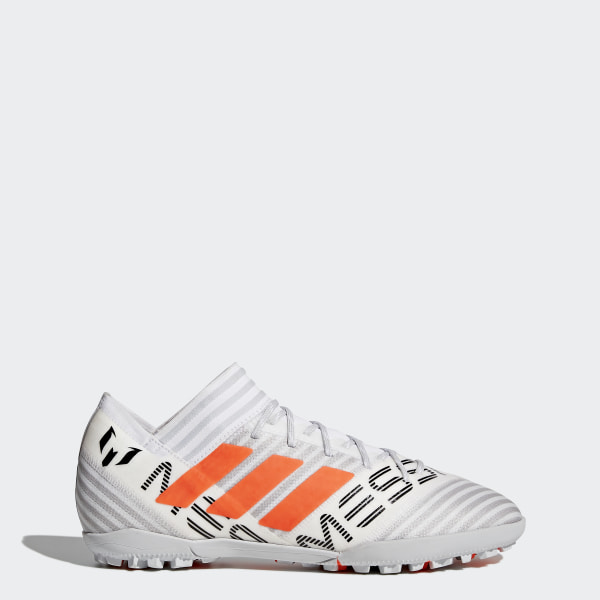 best sneakers d1870 f04f2 Chimpunes Nemeziz Tango 17.3 Césped Artificial FTWR WHITE SOLAR ORANGE CORE  BLACK S77193