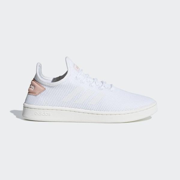 Court Adapt Shoes Cloud White   Cloud White   Dust Pink F36476 6c8651f6d06c