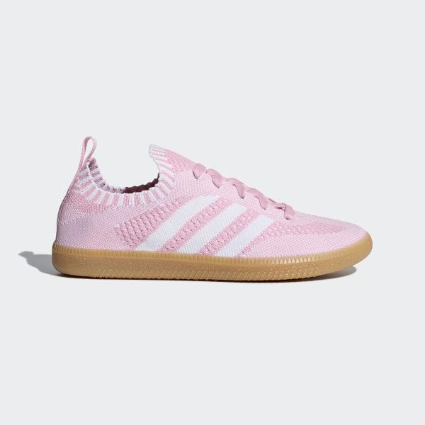 new style 52c42 f0ab1 Samba Primeknit Shoes Wonder Pink  Cloud White  Gum CQ2685