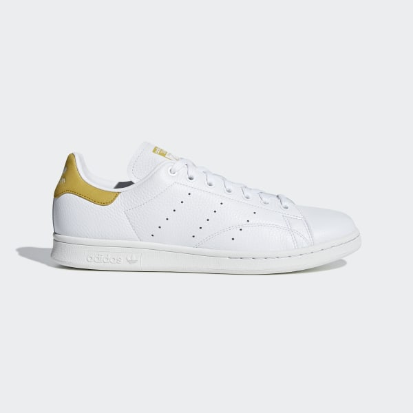 55d171078c7 Sapatos Stan Smith Ftwr White   Ftwr White   Raw Ochre BD7437