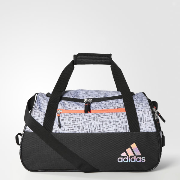 9be4423935 adidas Squad III Duffel Bag - White