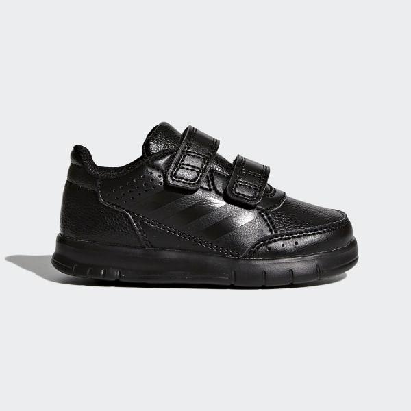 Zapatillas Negras para el Colegio Niños AltaSport CORE BLACK CORE  BLACK FTWR WHITE BA7445 d9bd81d384a9b