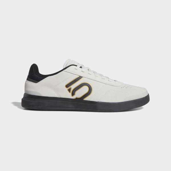 210913423454 Five Ten Sleuth DLX Shoes Grey One   Core Black   Matte Gold BC0661