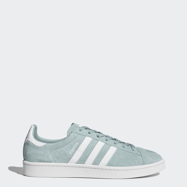 new concept 84951 512a7 Zapatillas Campus TACTILE GREEN S17 FTWR WHITE CRYSTAL WHITE S16 BZ0082