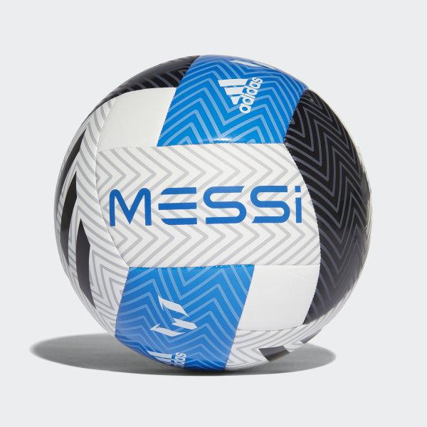 Pelota Messi Q4 FOOTBALL BLUE BLACK WHITE CW4173 387550408de70