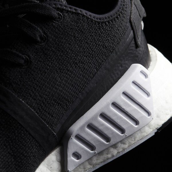9241af2f1 White Mountaineering NMD R2 Shoes Core Black   Cloud White   Cloud White  BB2978