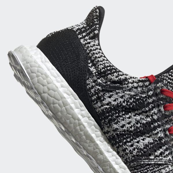 05429a84d725d Ultraboost vs. Mi Shoes Core Black   Ftwr White   Active Red D97743
