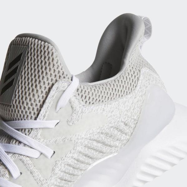 56c02d2af652c adidas x Reigning Champ Alphabounce Beyond Shoes Cloud White   Core Black   Grey  Two DA9975