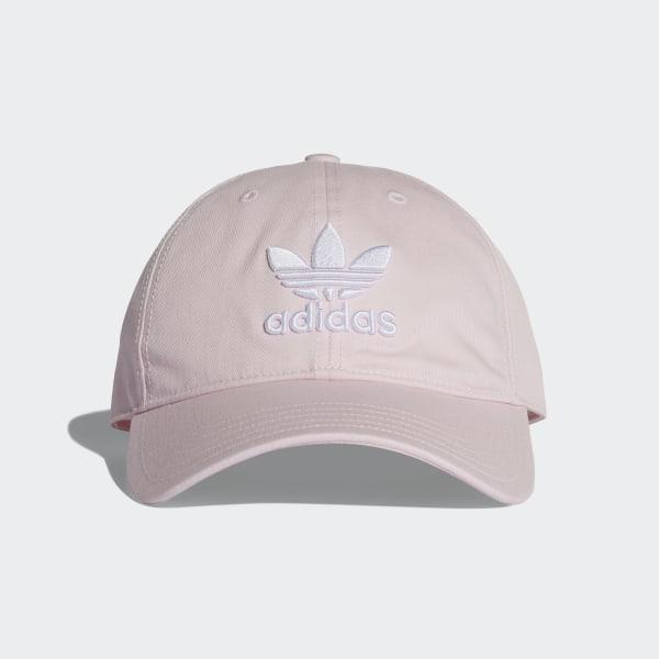 adidas Trefoil Hat - Pink  1c5db81072e