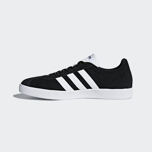 b246b0fe050 VL Court 2.0 Shoes Core Black   Cloud White   Cloud White DA9853