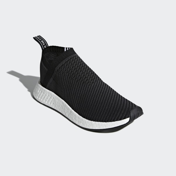12fdcc56cd94b NMD CS2 Primeknit Shoes Core Black   Carbon   Ftwr White D96744