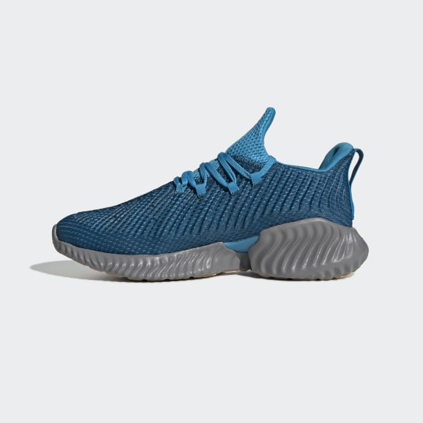 best website 297b8 950b7 alphabounce instinct m Legend Marine  Legend Marine  Shock Cyan BD7112