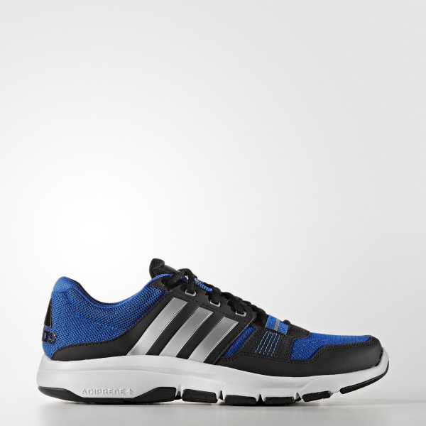 sports shoes 74cb4 3021d Tenis Gym Warrior .2 BLUE SILVER MET. CORE BLACK AQ6212