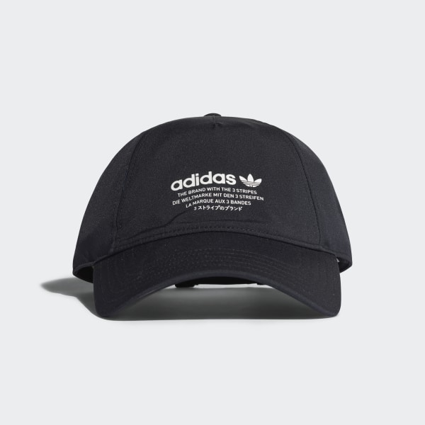 adidas NMD Classic Cap - Black  c5ff80c83b3