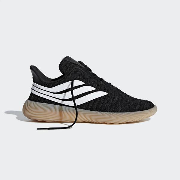 promo code 4cbd6 e055b Sobakov Shoes Core Black  Cloud White  Gum AQ1135