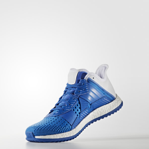 7412522d7194d Pure Boost ZG Trainer Shoes Blue   Cloud White   Core Black S76726