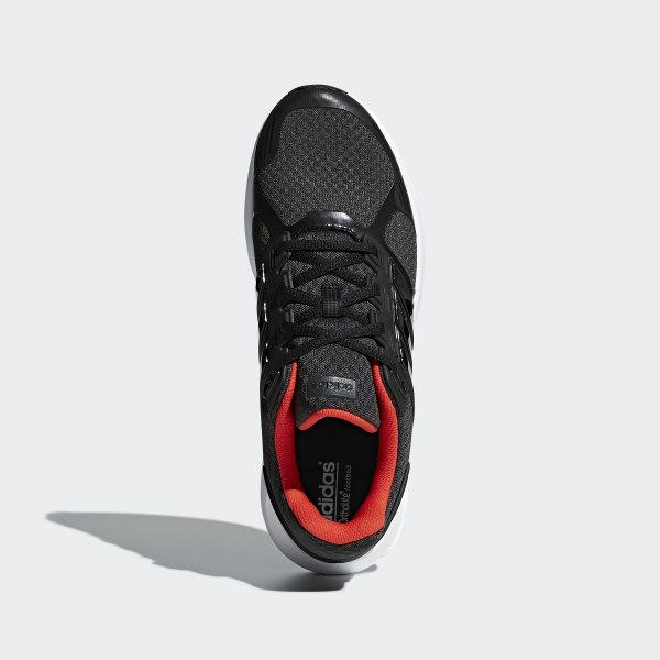 new style ab6b9 eddbc ZapatillaS DE RUNNING Duramo 8 CARBON S18 CORE BLACK HI-RES RED S18