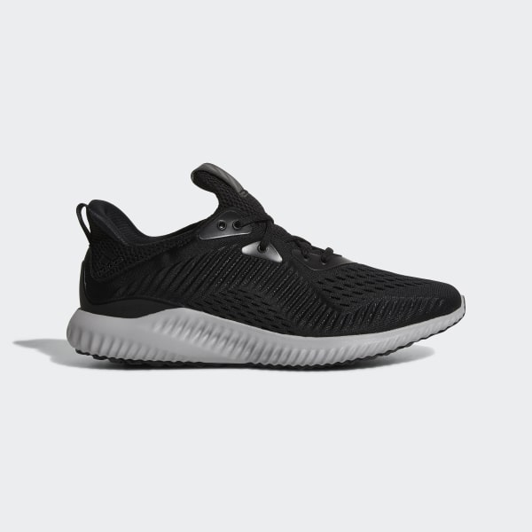 abad6c7d1 Alphabounce EM Shoes Core Black   Cloud White   Utility Black BY4264