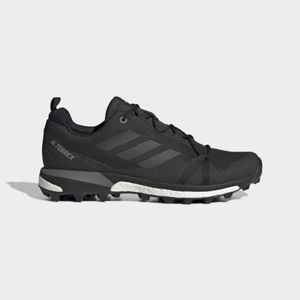 bb12948e9c67eb Terrex Skychaser LT GTX Shoes Black   Core Black   Grey Four F36099