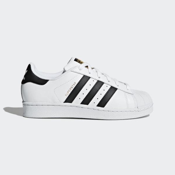 Chaussure Superstar Footwear White Core Black C77154 fb7c8cb552f