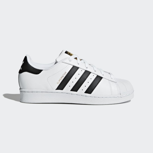 Superstar Shoes Cloud White   Core Black   Cloud White C77154 b1eda63df