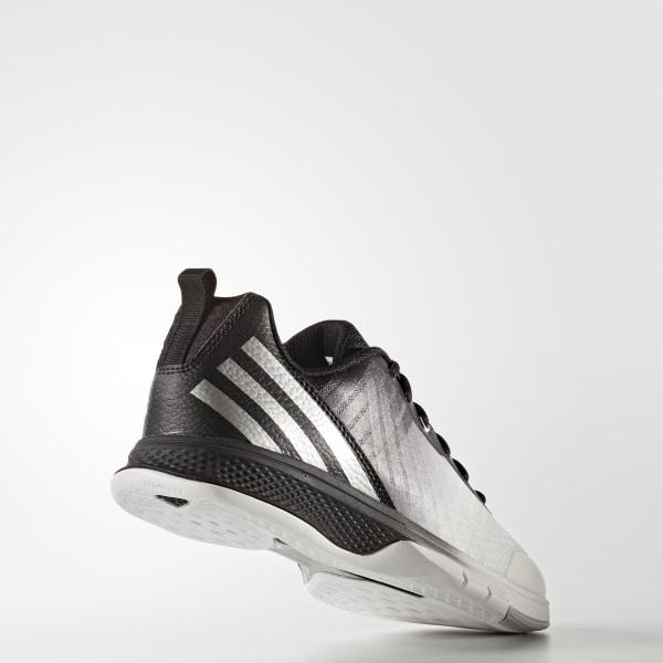 huge discount 2eaad e6300 Volley Assault 2.0 Shoes Core Black  Matte Silver  Clear Onix AF5245
