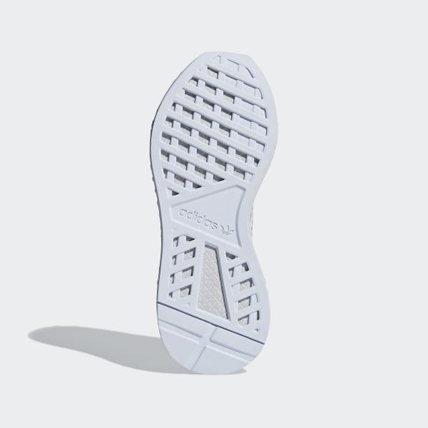 1ea651cb6f8650 Deerupt Shoes Grey One   Grey One   Aero Blue B41726
