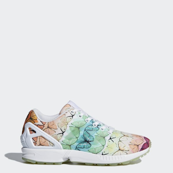 official photos f6402 3be48 Tenis ZX Flux FTWR WHITE FTWR WHITE LINEN GREEN BA7644