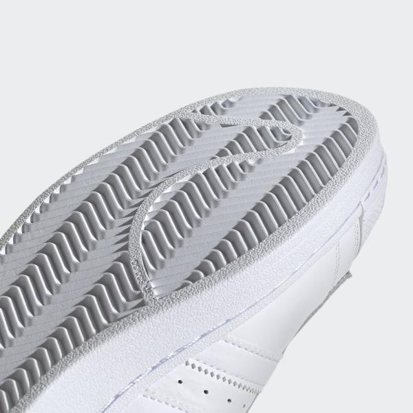 size 40 1aa39 84e86 Superstar Foundation Shoes Cloud White  Cloud White  Cloud White B27136