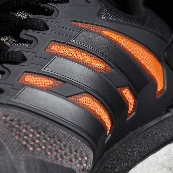 11464eeb793d1 Supernova ST Shoes Grey Four   Core Black   Solar Orange CG3063