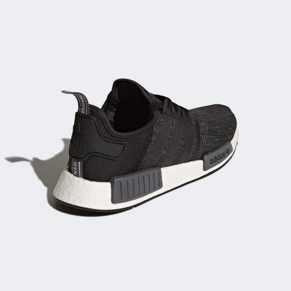 7600fd133 NMD R1 Shoes Core Black   Carbon   Cloud White B79758