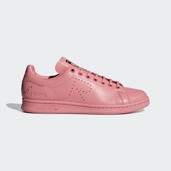 best service 7e89a 9a976 RS Stan Smith Shoes Tactile Rose  Bliss Pink  Cloud White F34269