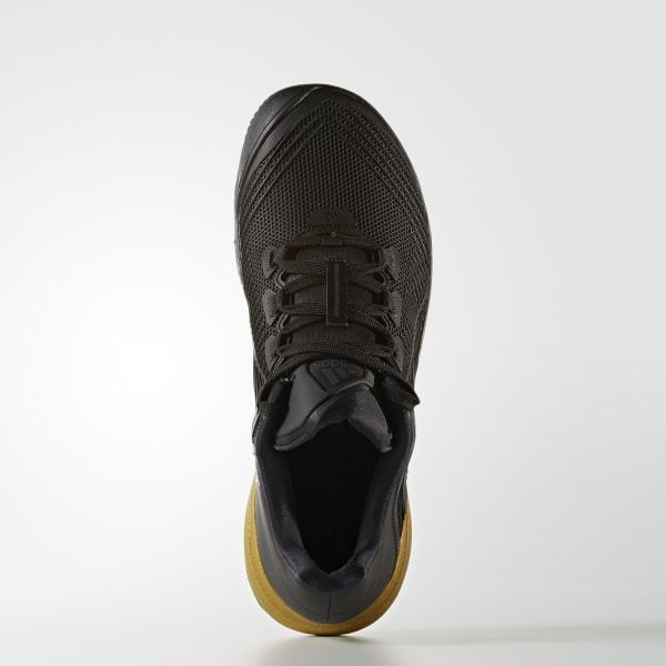 info for ffb67 2fcc2 CrazyPower Trainer Shoes Core Black  Utility Black  Tactile Gold Metallic  BB3207